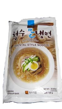 Choung Soo Oriental Style Noodle (with Soup Base)
