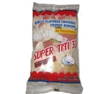 Super Titi 33 Garlic Flavored Crackers
