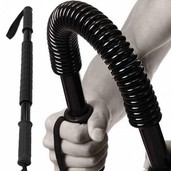 Dual-spring 20KG Arm Rod Exerciser