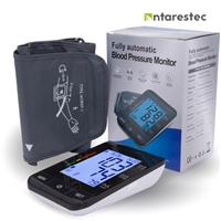 Digital Upper Arm Auto Blood Pressure Monitor