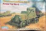 EASTERN EXPRESS 1/35 Armored Vehicle BA-6