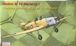 EASTERN EXPRESS 1/72 Training Aircraft Miles M14 Magister I