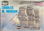 LIFE LIKE 1/200 Whaling Ship Charles W. Morgan