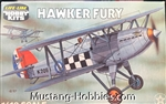 LIFE LIKE 1/48 HAWKER FURY