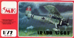 MPM Production 1/72 Arado Ar 68 F