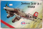 MPM Production 1/72 Junkers Ju 87 Stuka 87a-1