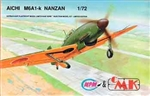 MPM Production 1/72 Aichi M6A1-K Nanzan
