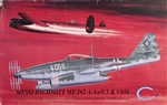 MPM Production 1/72 Messerschmitt Me 262 A-1a/U3 & V056