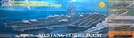 TRUMPETER 1/500 USS Nimitz CVN68 Aircraft Carrier (5 in 1)