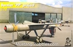 "UNICRAFT 1/72 Dornier ""PP"" Project"