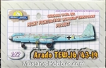 UNICRAFT 1/72 Arado TEW.16/43-19