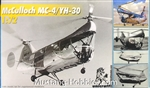 UNICRAFT 1/72 McCulloch MC-4/YH-30
