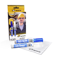 Anti Fog Gel & Lens Cleaner Combo Pack