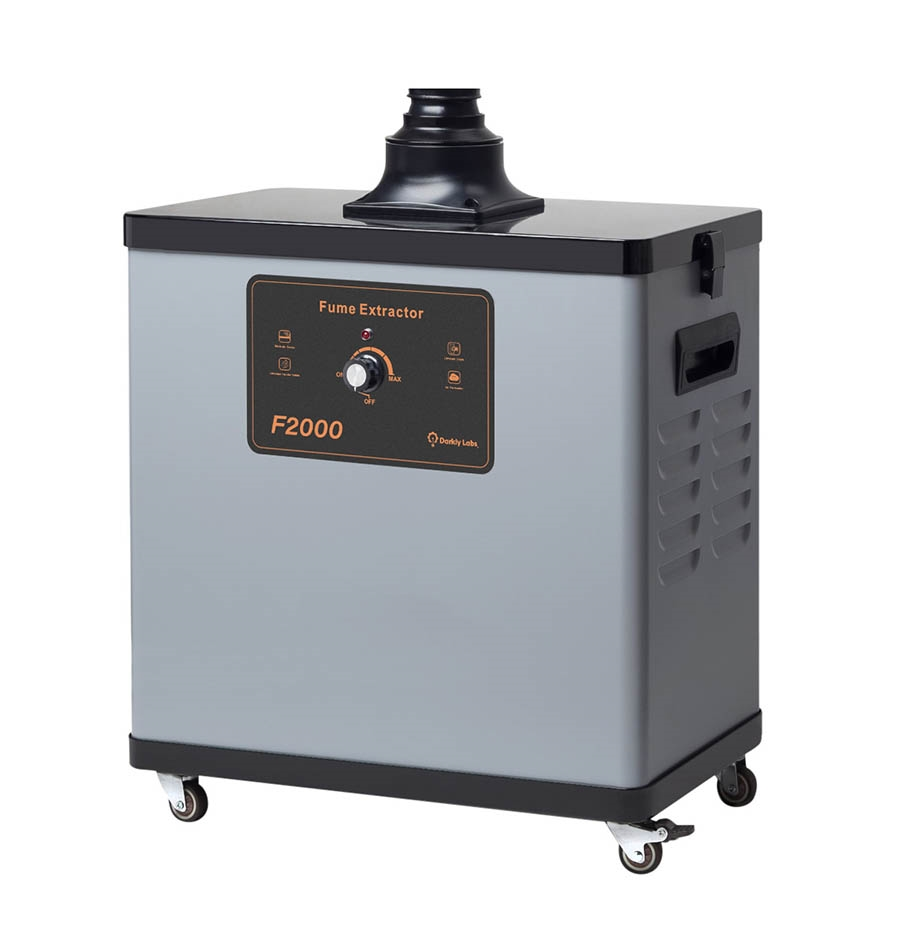 Fume Extractor (F2000) Internal cabinet