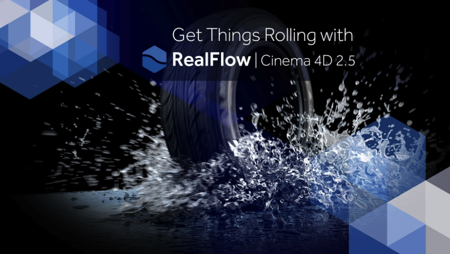RealFlow for Cinema4D 3 Upgrade