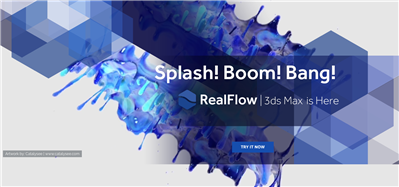 RealFlow for 3D Studio Max