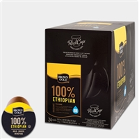 Photo of 100 Percent Ethiopian Coffee K Cups by Brown Gold