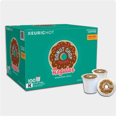 Photo of Original Donut Shop Blend Coffee K Cups by Green Mountain