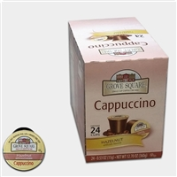 Photo of Hazelnut Flavored Cappuccino K Cups by Grove Square