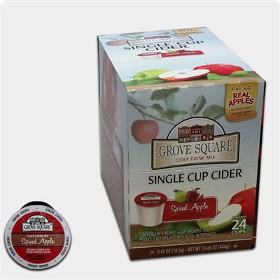 Photo of Spiced Apple Cider K Cups by Grove Square
