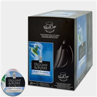 Photo of English Breakfast Tea K Cups by Higgins and Burke