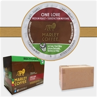 Photo of One Love Coffee K Cups by Marley Coffee