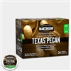Photo of Texas Pecan Flavored Coffee K Cups by Martinson Coffee