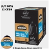 Photo of Vanilla Velvet Flavored Coffee K Cups by Martinson Coffee