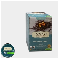 Photo of Organic Aged Earl Grey Tea K Cups by Numi Tea