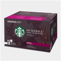 Photo of Sumatra Coffee K Cups by Starbucks