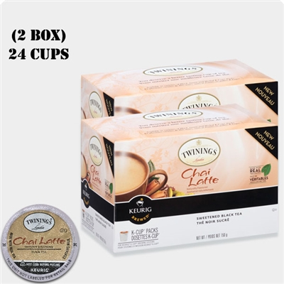 Photo of Chai Tea Latte K Cups by Twinings of London