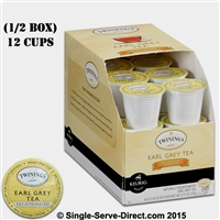 Photo of Decaf Earl Grey Tea K Cups by Twinings of London