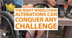The Right Wheelchair Alterations Can Conquer Any Challenge