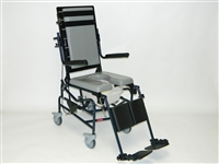 ActiveAid Bath Safety | ActiveAid 283 Tilt In Space Shower Commode Chair