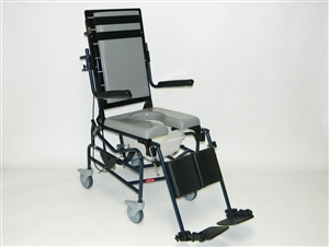 ActiveAid Bath Safety | ActiveAid 283 Tilt In Space Plus Shower Commode Chair