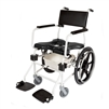 "ActiveAid Bath Safety Products | Top Brand Bathroom Safety | ActiveAid 600 Rigid Frame Shower Chair W/20"" Wheels"