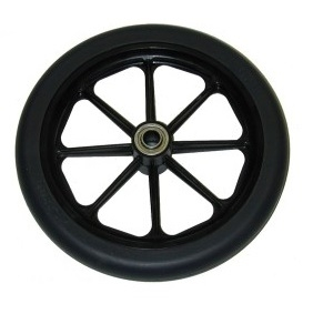 "ActiveAid Replacement Parts | 8"" Rear Wheel Casters"