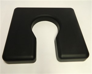 "ActiveAid Replacement Parts | 20"" Comfortuff Contoured Seat"