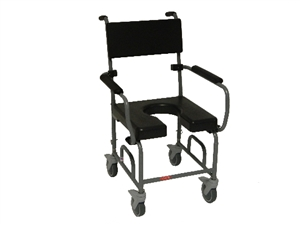 ActiveAid Bath Safety Products | Top Brand Bathroom Safety | ActiveAid 805 Height Adjustable Shower Commode Chair