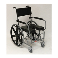 ActiveAid Bath Safety Products | Top Brand Bathroom Safety | ActiveAid 824 Height Adjustable Shower Commode Chair