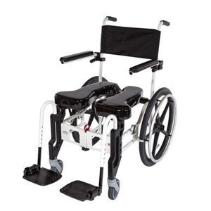 ActiveAid Bath Safety Products | Top Brand Bathroom Safety | ActiveAid 922 Folding Shower Commode Chair