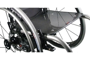 Carbon Fiber Seat Base by ADI