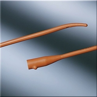Save on Urological Supplies | Bard Red Rubber Coude Tip Catheter