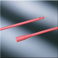 Save on Urological Supplies | Bard Red Rubber Straight Tip Catheter