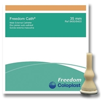 Coloplast Catheters | Freedom Cath Male External Catheter