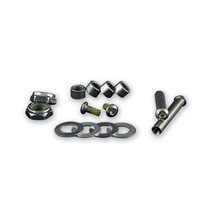 "Frog Legs Parts and Accessories | Frog Legs 2"" Caster Axle Kit"