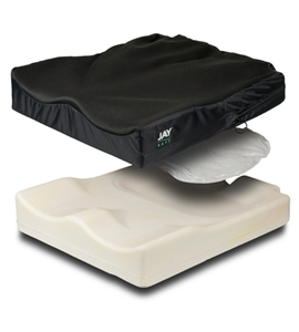 Jay Medical Cushions Backs Jay J2 Deep Contour Cushion