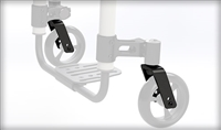 Ki Mobility Tsunami Caster Fork | Durable Wheelchair Parts & Accessories
