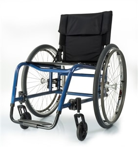 Quickie GP Wheelchair | Quickie GPV Wheelchair