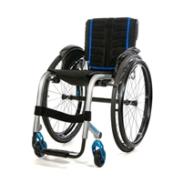Quickie Nitrum Wheelchair | Quickie Wheelchairs